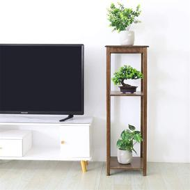 image-Cait Rectangular Corner Plant Stand