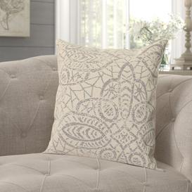 image-Amethyst Scatter Cushion Ebern Designs Size: 28 x 28cm