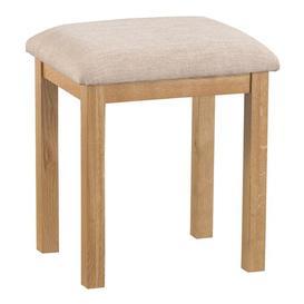image-Mowgli Dressing Table Stool Gracie Oaks