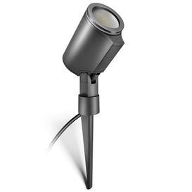 image-Chriseda Black Battery Powered Integrated LED Spot Light