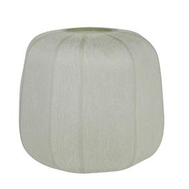 image-Large Ashford Glass Vase - Olive Green
