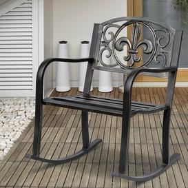 image-Ashlyn Rocking Chair Sol 72 Outdoor