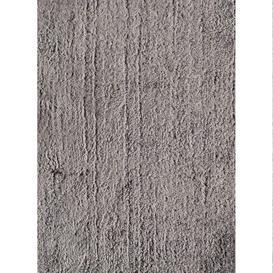 image-Peat Rug - 200 x 300 cm / Brown / Tencel