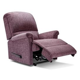 image-Sherborne Nevada Royale Fabric Power Recliner Chair