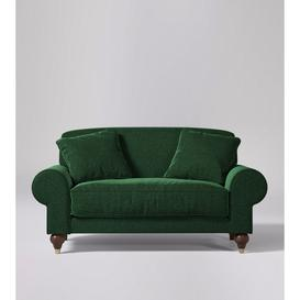 image-Swoon Lambeth Love Seat in Jet Cord