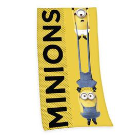 image-Velour Minions 2 Chemical-free and Sustainable Quick Dry Bath Towel Single Piece Herding Heimtextil