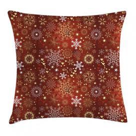 image-Gunni Winter Xmas Cushion Cover Ebern Designs Size: 50cm H x 50cm W
