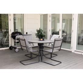 image-Bjarne 4 Seater Dining Set Sol 72 Outdoor