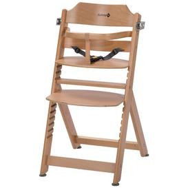 image-Timba Wooden Highchair Safety 1st Colour: Natural
