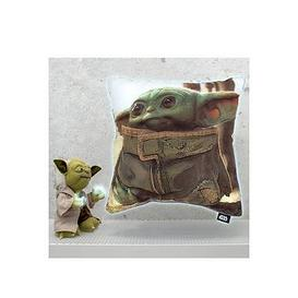 image-Star Wars The Mandalorian: The Child Precious Square Cushion