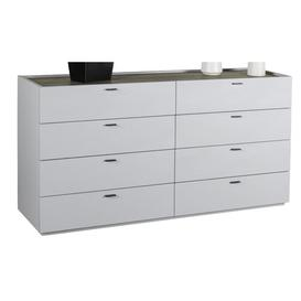 image-Passacoer 8 Drawer Chest Brayden Studio