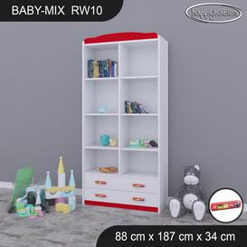 image-Baby Mix 88Cm Kids Bookcase