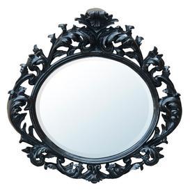 image-Cheesman Oval Decorative Wall Mirror Astoria Grand