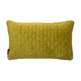 image-Quartz Cushion Cover Riva Home Colour: Moss/Taupe