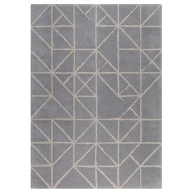 image-Guernsey Gris Rug - 200 x 300 cm / Grey / Wool