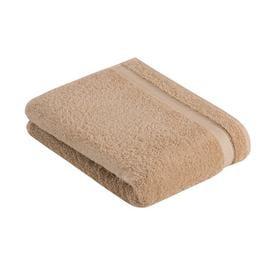 image-Scala Bath Towel (Set of 2) Vossen Colour: Beige