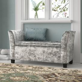 image-Cambria Window Upholstered Storage Bench ClassicLiving
