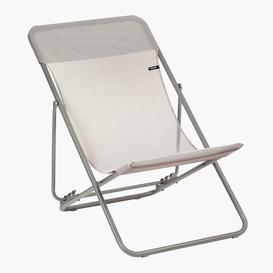 image-Light Pink Deck Chair