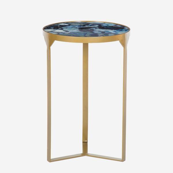 image-Andrew Martin Ida Side Table Cobalt
