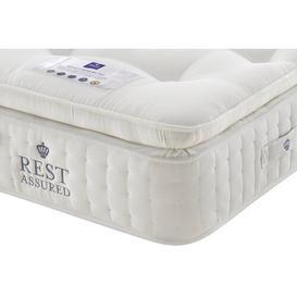 image-Pillow-Top Pocket Sprung Mattress Rest Assured Size: Kingsize (5')
