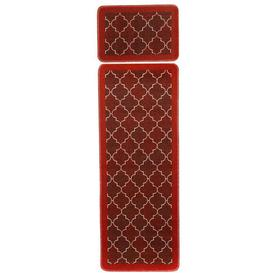 image-Spanish Tile Runner with FREE Doormat