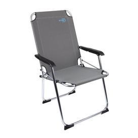 image-Tompkins Folding Camping Chair Dakota Fields Colour: Beige