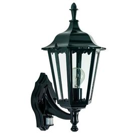 image-1 Light Outdoor Wall Lantern with Motion Sensor ClassicLiving