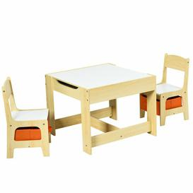 image-Areli Children's 3 Piece Table and Chair Set Isabelle & Max