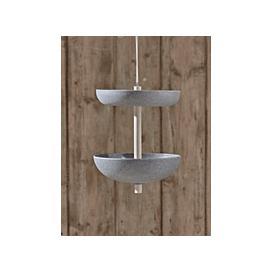 image-Hanging Bird Feeder