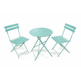 image-Usman 2 Seater Bistro Set Sol 72 Outdoor Colour: Green