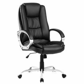 image-Ergonomic Executive Office Chair Symple Stuff
