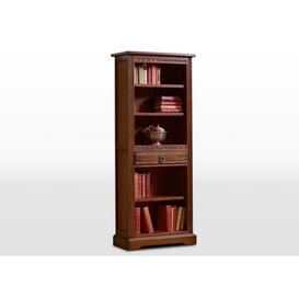 image-Wood Bros Old Charm Narrow Bookcase (Oc2794)