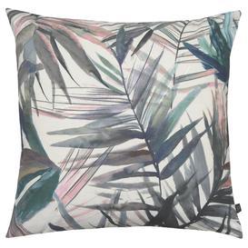 image-Prestigious Textiles Waikiki in, Moonstone Cotton Cushion with Filling
