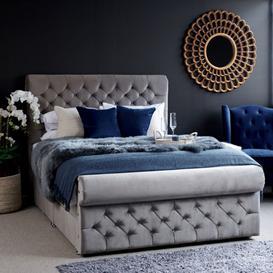 image-Westbury 3000 Divan Bed Double 135cm x 190cm No Drawers