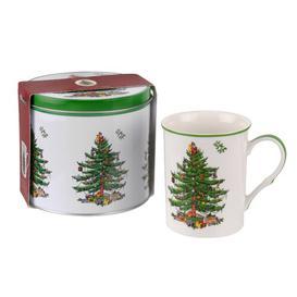 image-Christmas Tree Mug Spode