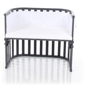image-Maxi Advance Bedside Crib babybay Colour: Grey