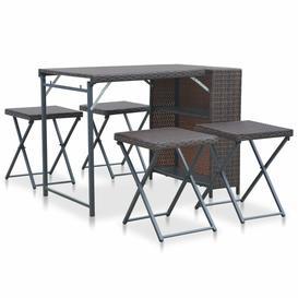 image-4 Seater Dining Set