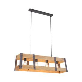 image-Ventnor 4-Light Kitchen Island Linear Pendant August Grove