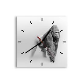 image-Elle-May SilentWall Clock Bloomsbury Market Size: 30cm H x 30cm W x 0.4cm D