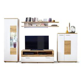 """image-""""Eddings Entertainment Unit for TVs up to 55"""""""""""""""