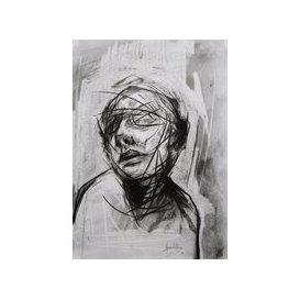 image-Original Artwork - Head Study