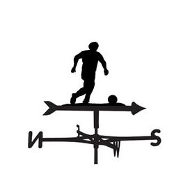 image-Weathervane in Football Design - Large (Traditional)