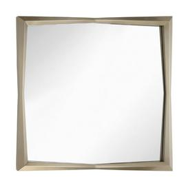 image-RV Astley Duras Brushed Brass Wall Mirror