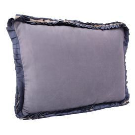 image-Higgston Cotton Cushion with Filling Brayden Studio Colour: Grey