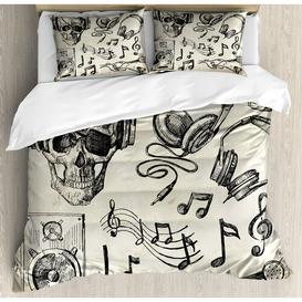 image-Kennett TC 350 Duvet Cover Set Ebern Designs Size: Kingsize- 2 Standard Pillowcases