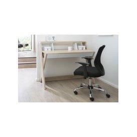 image-Foyle Computer Desk, Free Standard Delivery