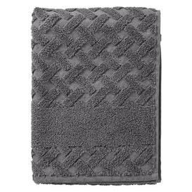 image-Laurie Bath Towel (Set of 2) Lene Bjerre Colour: Antique silver