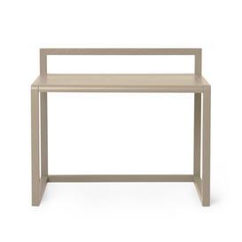 image-Little Architect Children's desk - / Wood - L 70 cm by Ferm Living Cashmere beige
