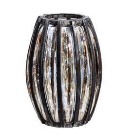 image-Dominquez Table Vase Bloomsbury Market Size: 42cm H x 30cm W x 30cm D