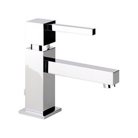 image-Abode Zeal Basin Single Lever Mixer Bathroom Tap
